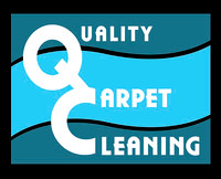 Logo - Quality carpet cleaning