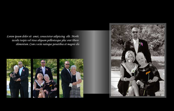 Jammie and Erric -NEW- FLUSH MOUNT ALBUM - NOW AVAILABLE WITH EVERY WEDDING PACKAGES.  Page 6