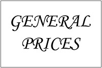 GENERAL PRICES